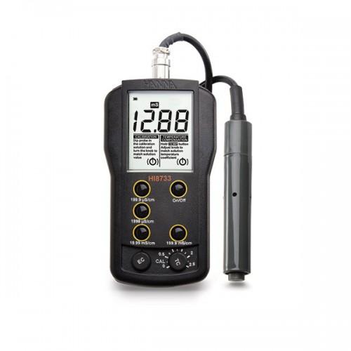 HI-8733 微電腦便攜式電導率EC測定儀