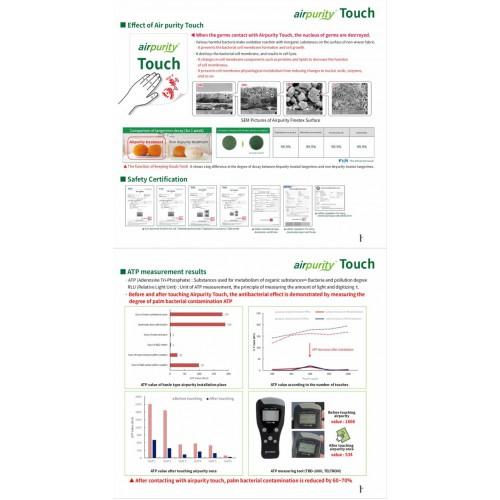 airpurity-touch 99.9%個性化防菌貼紙-拉門貼