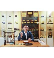 昂首闊步 ——專訪第20屆香港印藝學會馬楚力主席