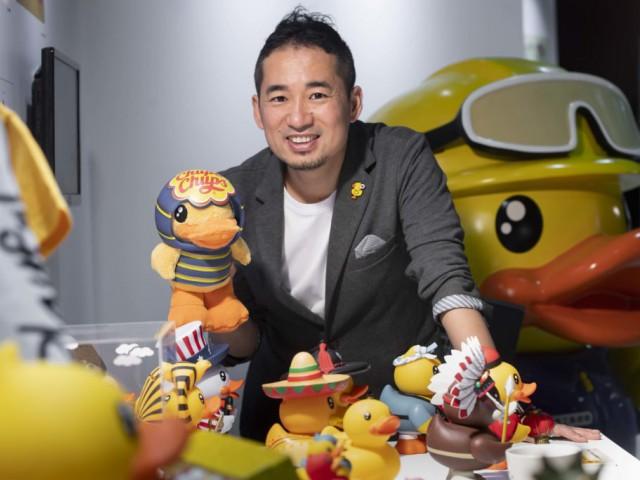 印藝文創|專訪B.Duck創辦人許夏林(Eddie):乘著夢,恣意遨游