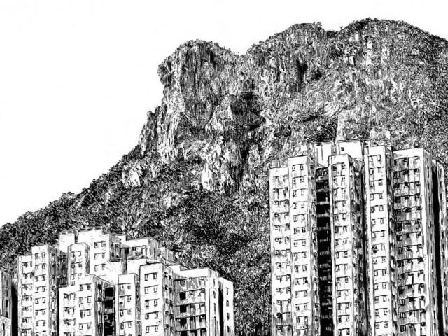 印藝文創|專訪插畫師Pen So:以黑白筆觸揉入想像