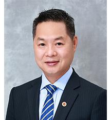 周月強先生(第一副主席)