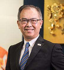 黎景隆先生(義務司庫)