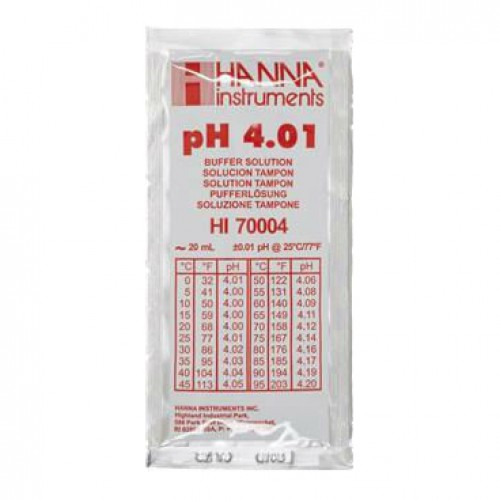 HI-70004P pH4 Solution