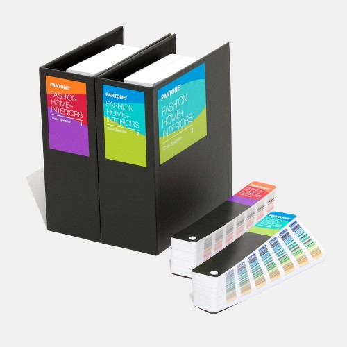 FHIP230A Fashion, Home + Interiors Color Specifier & Guide-TPG (2310 colors) FHI色彩手冊及指南套裝