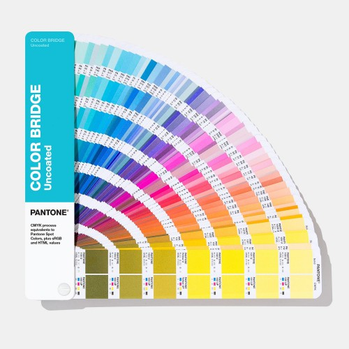 GG6104A Color Bridge Uncoated 色彩橋樑指南 - 膠版紙套裝