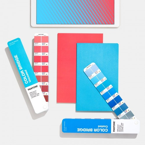 GP6102A Color Bridge Set Coated & Uncoated 色彩橋樑指南 - 光面銅版紙 & 膠版紙套裝